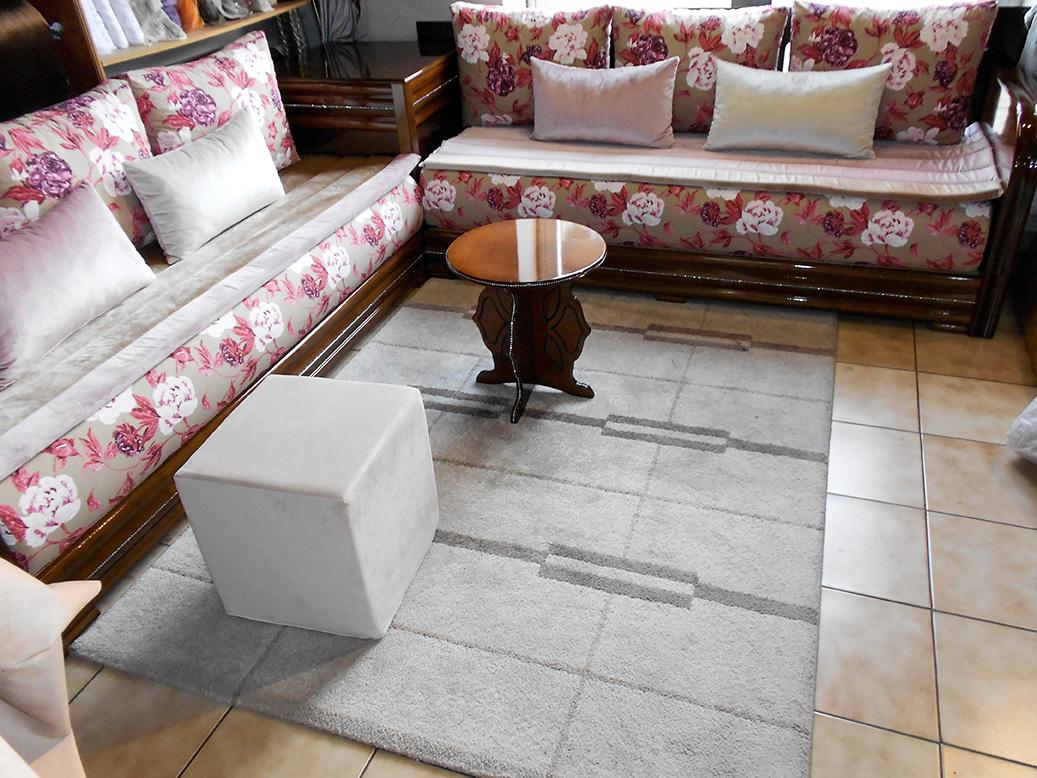 Beautiful Salon Marocain Fleuri Images - House Design - marcomilone.com