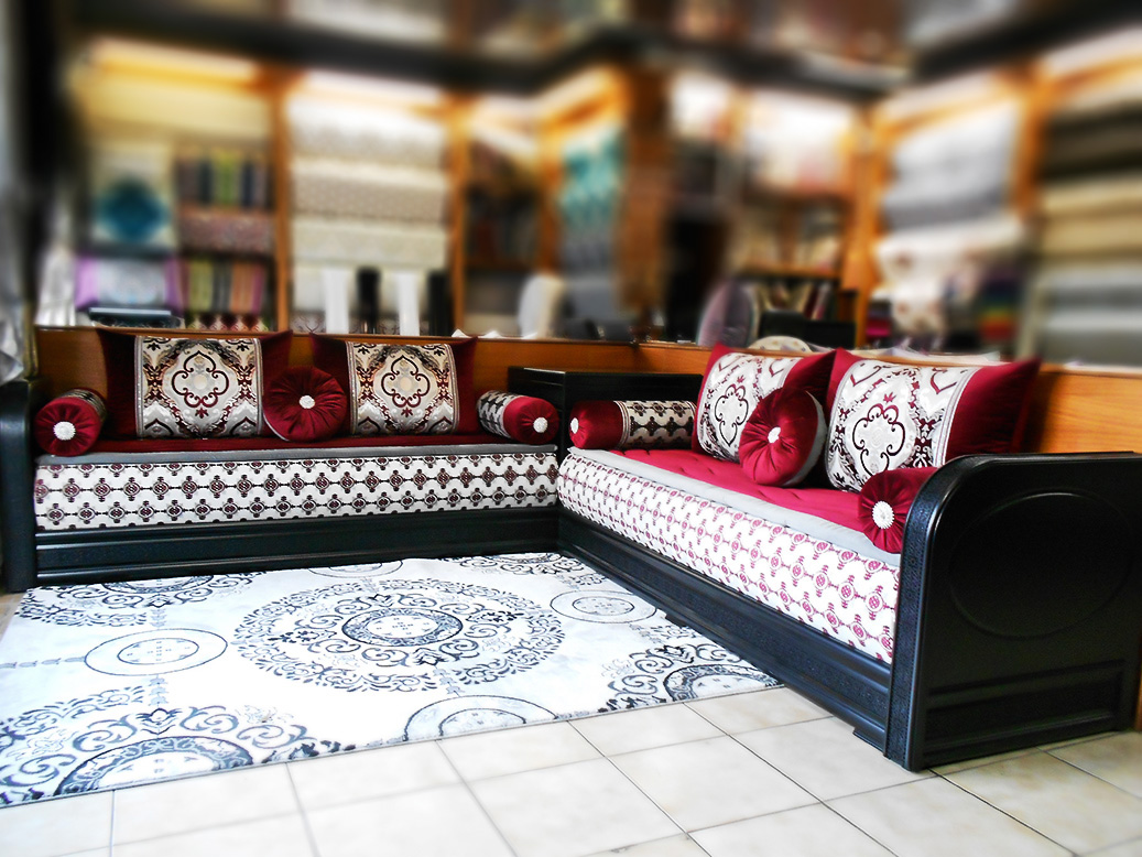 Salons marocain royal deco   anderlecht bruxelles belgique